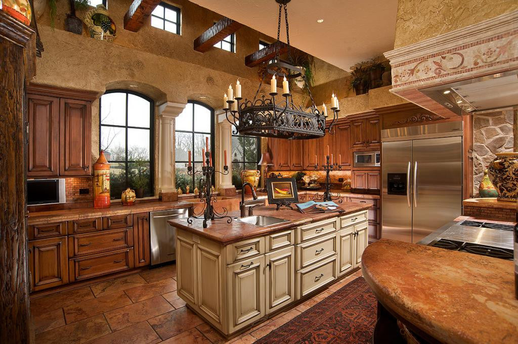 Elements of a Traditional Kitchen