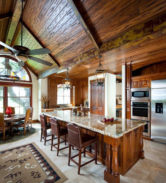 Kitchen Ceiling Ideas That Wow!