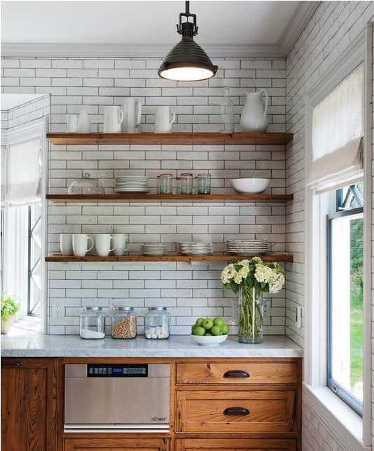 Open Kitchen Shelving Tips and Inspiration – The Original ...