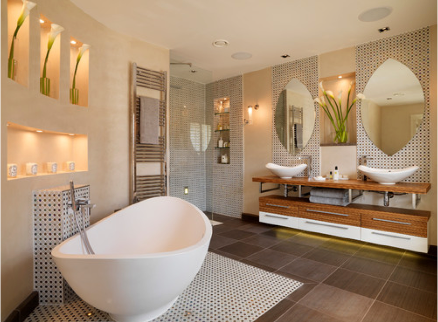 Why & How Homeowners are Renovating Master Bathrooms