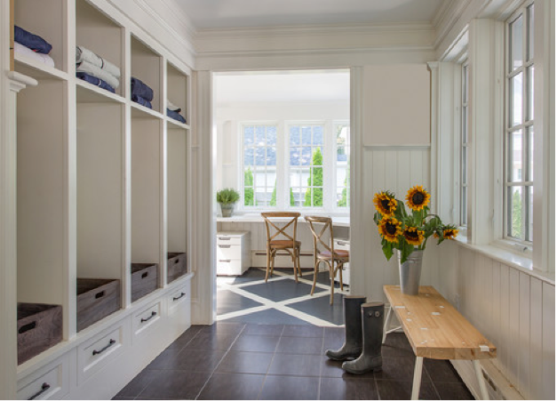 Everyone Should Have A Mudroom!