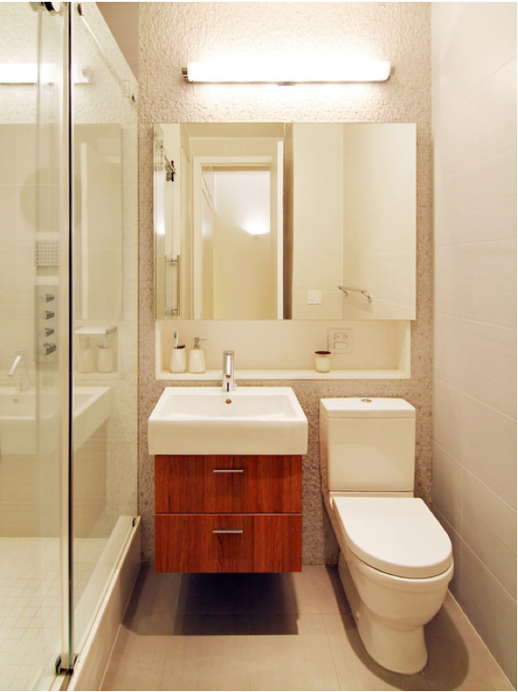 Small Bathroom Design: Smart Sizing Tips for Better Function
