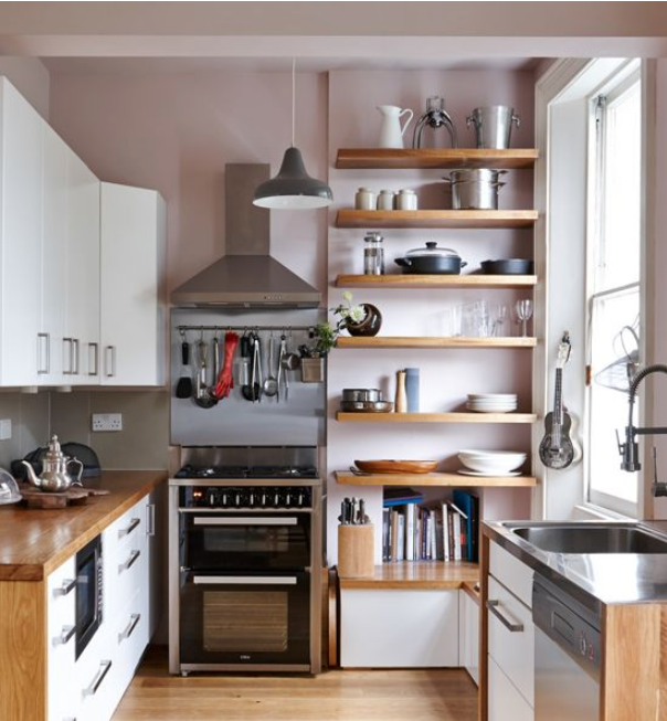 Helpful Tips To Light Your Kitchen For Maximum Efficiency: How To Make The Most Of Your Small Kitchen