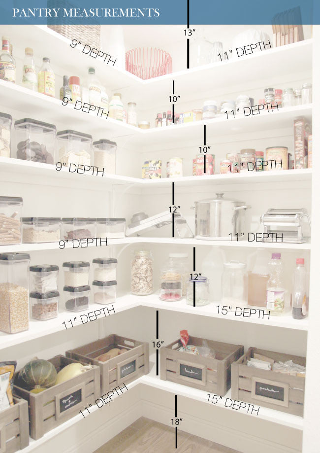 Excellent Tips And Tricks For Kitchen Pantry Design The Original Interior Design Ideas Tzicisoteloinfo
