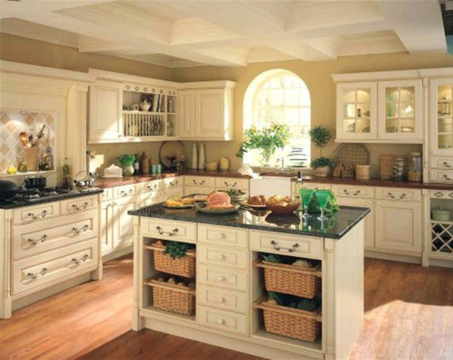 Farmhouse Fab Kitchen Design