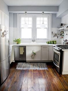 Small Kitchen Design Tips and Tricks