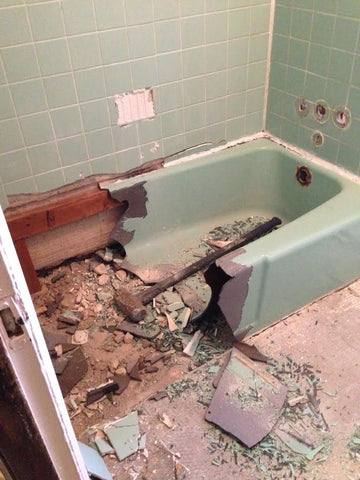 5 Mistakes of a Bathroom Remodel