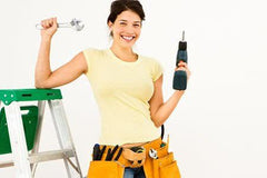 5 Women Role Models of Remodeling Photo: Rupcare