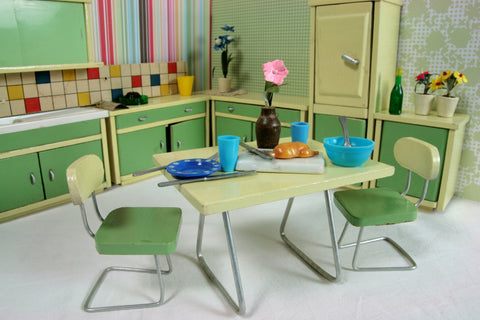 kitchen from '60s
