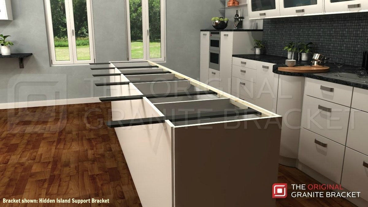 Exceptionnel Granite Brackets And Countertop Brackets