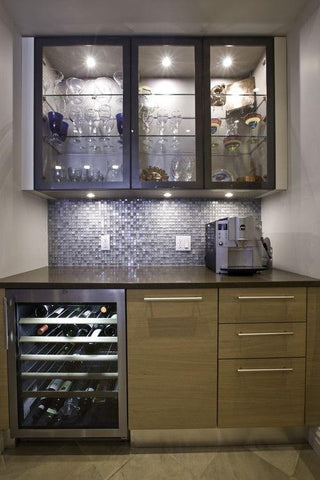 Charmant TOP TRENDS IN BASEMENT WET BAR DESIGN