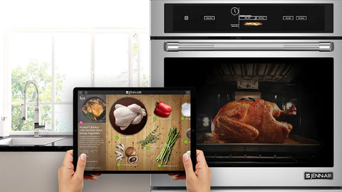 Tech-savvy appliances in Top Kitchen Trends