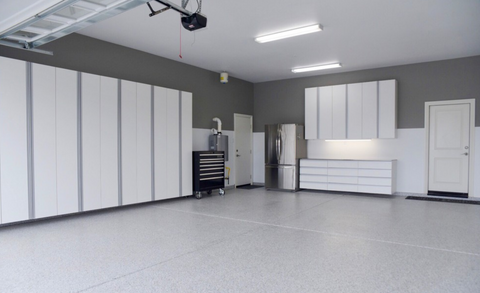 garage floor from Houzz