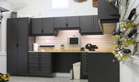 garage workbench from Houzz