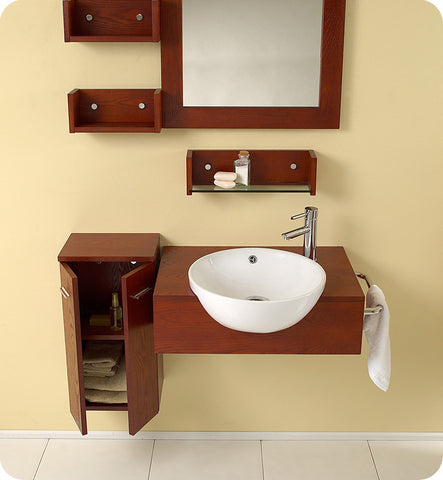 Wall-Mounted Vanities are More Popular Than Ever