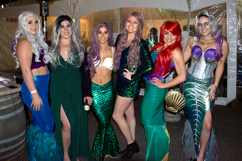 Mermaid Ball 2019 Will-Call