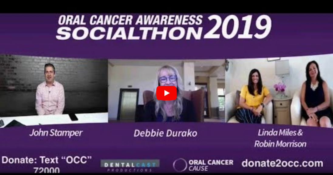 Oral Cancer Cause Socialthon LIVE 2019 with StellaLife