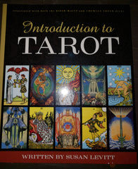 INTRODUCUCTION TO TAROT BOOK