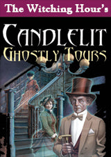 Halloween Pass - 3 attractions plus Candlelit Walking Tour