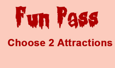 Fun Pass - 2 sites- for October