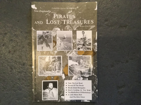 Pirates and lost Treasure