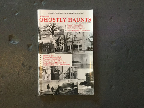 N.E. Ghostly Haunts