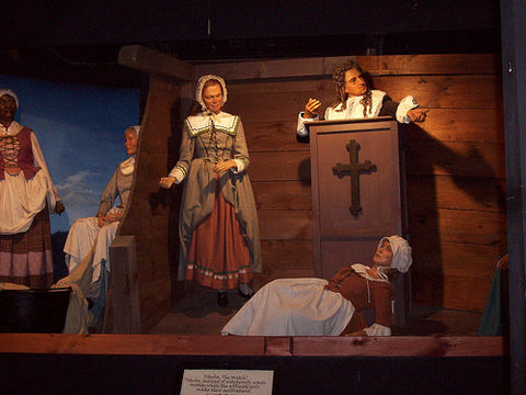 Salem Wax Museum Admission