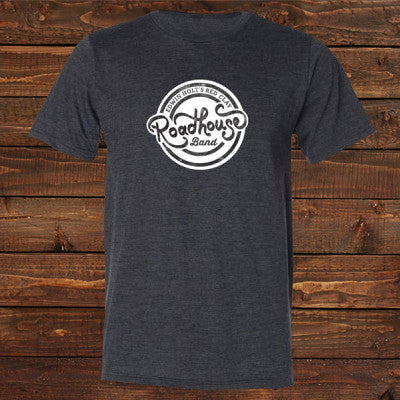 Red Clay Roadhouse T-Shirt Dark Grey