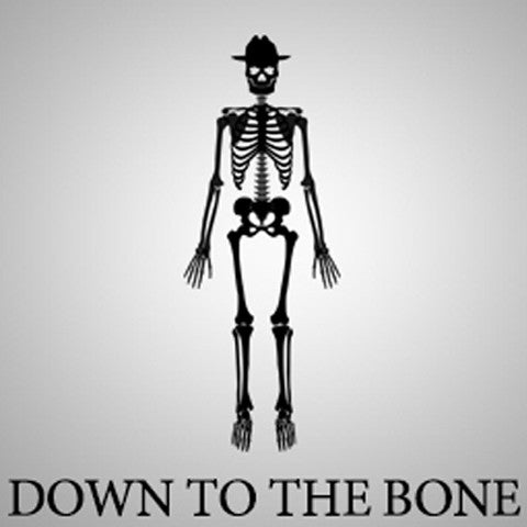 Edwin Holt - Down to the Bone
