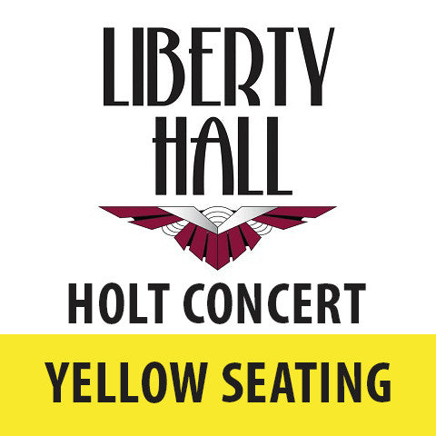 Edwin Holt • June 10th • Yellow Seating