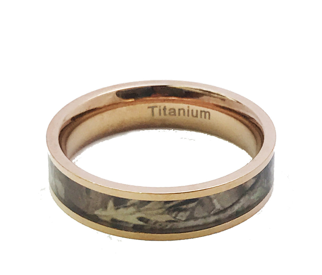 rings tree matching sets premium bark finish camo realtree