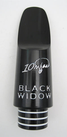 10MFan Black Widow 9 (.120) Tenor Saxophone Mouthpiece