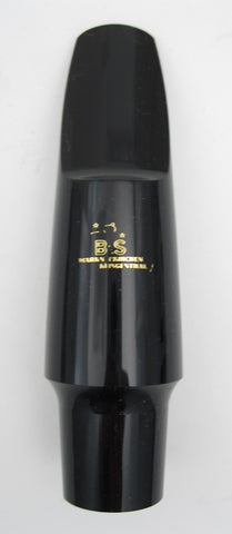 B&S 6 (.085) Hard Rubber Tenor Saxophone Mouthpiece