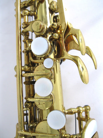 Keilwerth Armstrong Heritage Soprano Saxophone