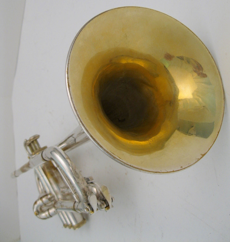 Bach TR 300 Student Trumpet Silver Plate