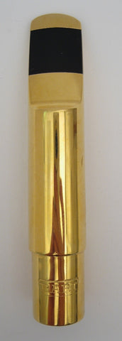 Bari Gold 110 (.110) Tenor Saxophone Mouthpiece