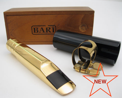 Bari WTII 7 (.105) Tenor Saxophone Mouthpiece (NEW)