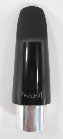 Bari Hard Rubber .125 Tenor Saxophone Mouthpiece