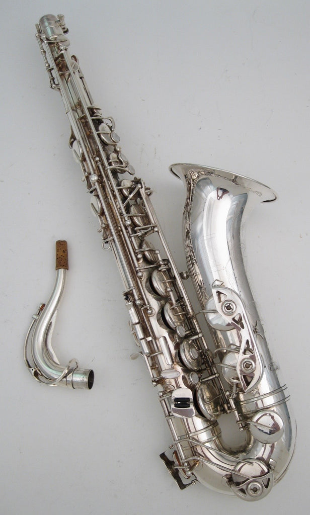 Borgani Jubilee Model Professional Tenor Saxophone (Coming Soon)