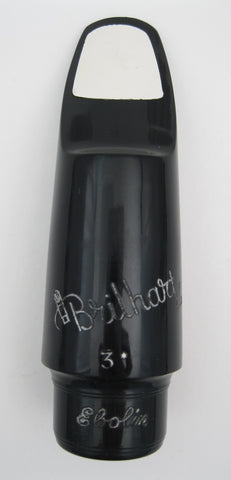 Brilhart Ebolin 3* (.085) Tenor Saxophone Mouthpiece