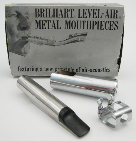 Brilhart Level-Air 4* (.090) Tenor Saxophone Mouthpiece