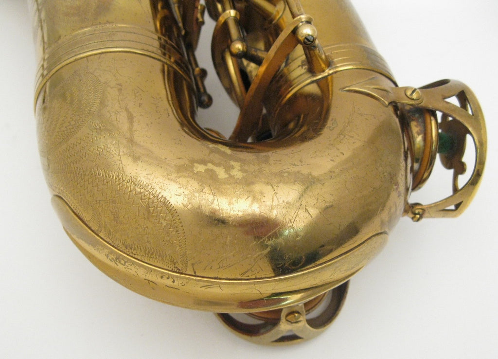 Buffet Dynaction Alto Saxophone   Junkdude.com - Used and ...
