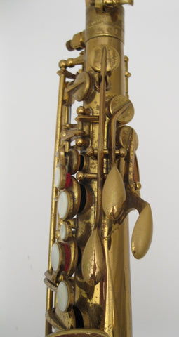 Buffet Dynaction Alto Saxophone