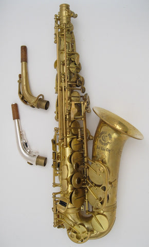 Cannonball Mad Meg Big Bell Stone Series Alto Saxophone
