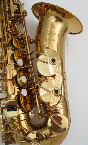 Cannonball Big Bell Global Series Alto Saxophone (Coming Soon)