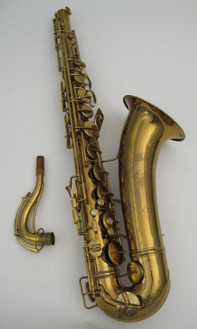 Conn 10M Tenor Saxophone (1950) Gene Walker