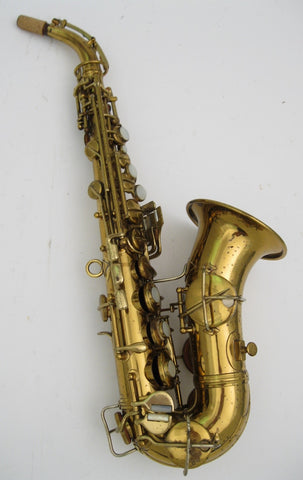 Conn Wonder Curved Soprano Saxophone (1919) (Coming Soon)