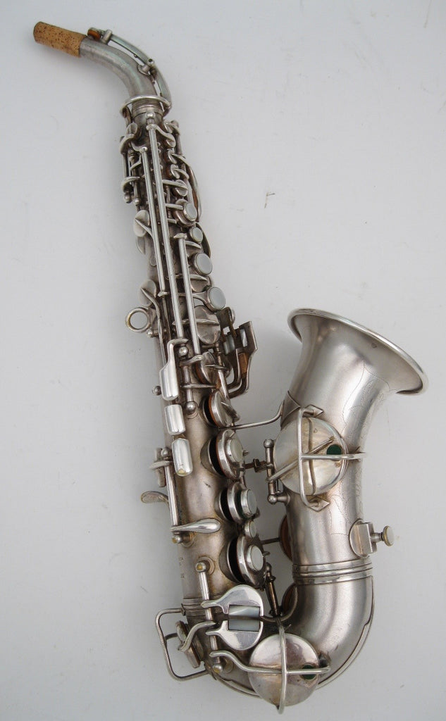 Conn saxophone serial number dating 1