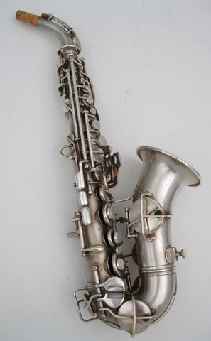 Conn New Wonder Curved Soprano Saxophone