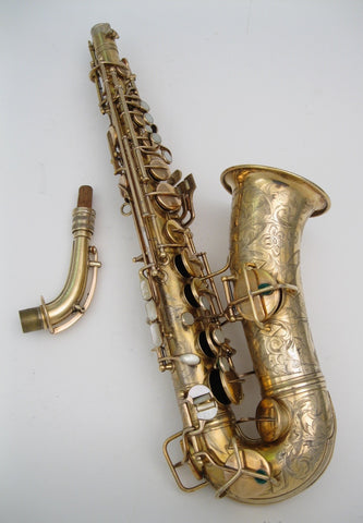 Conn Virtuoso Artist Wonder Model Alto Saxophone
